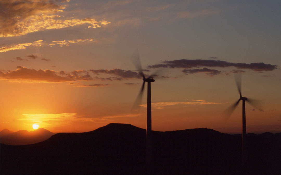 WIND TEAM IN MEXICO GOES FIVE YEARS WITH NO ACCIDENTS