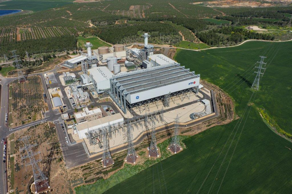 GE AND FIELDCORE SUCCESSFULLY COMPLETED THE FIRST GT26 C-INSPECTION AT DALIA POWER PLANT IN ISRAEL