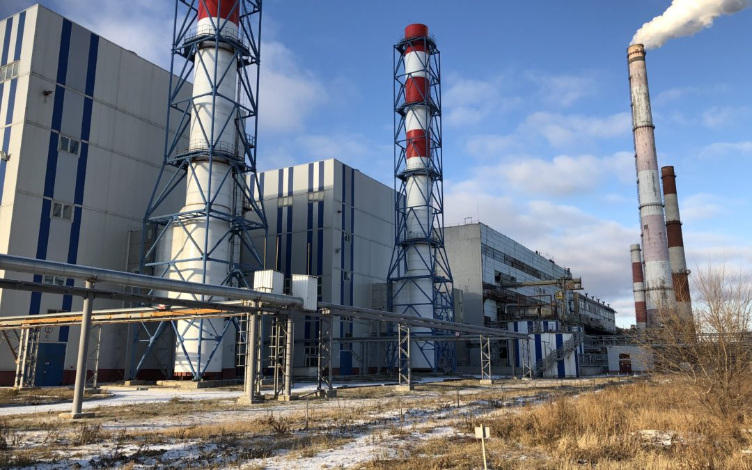 FIELDCORE AND GE SUCCESSFULLY COMPLETED THE FIRST SST-600 STEAM TURBINE MAJOR OUTAGE IN RUSSIA