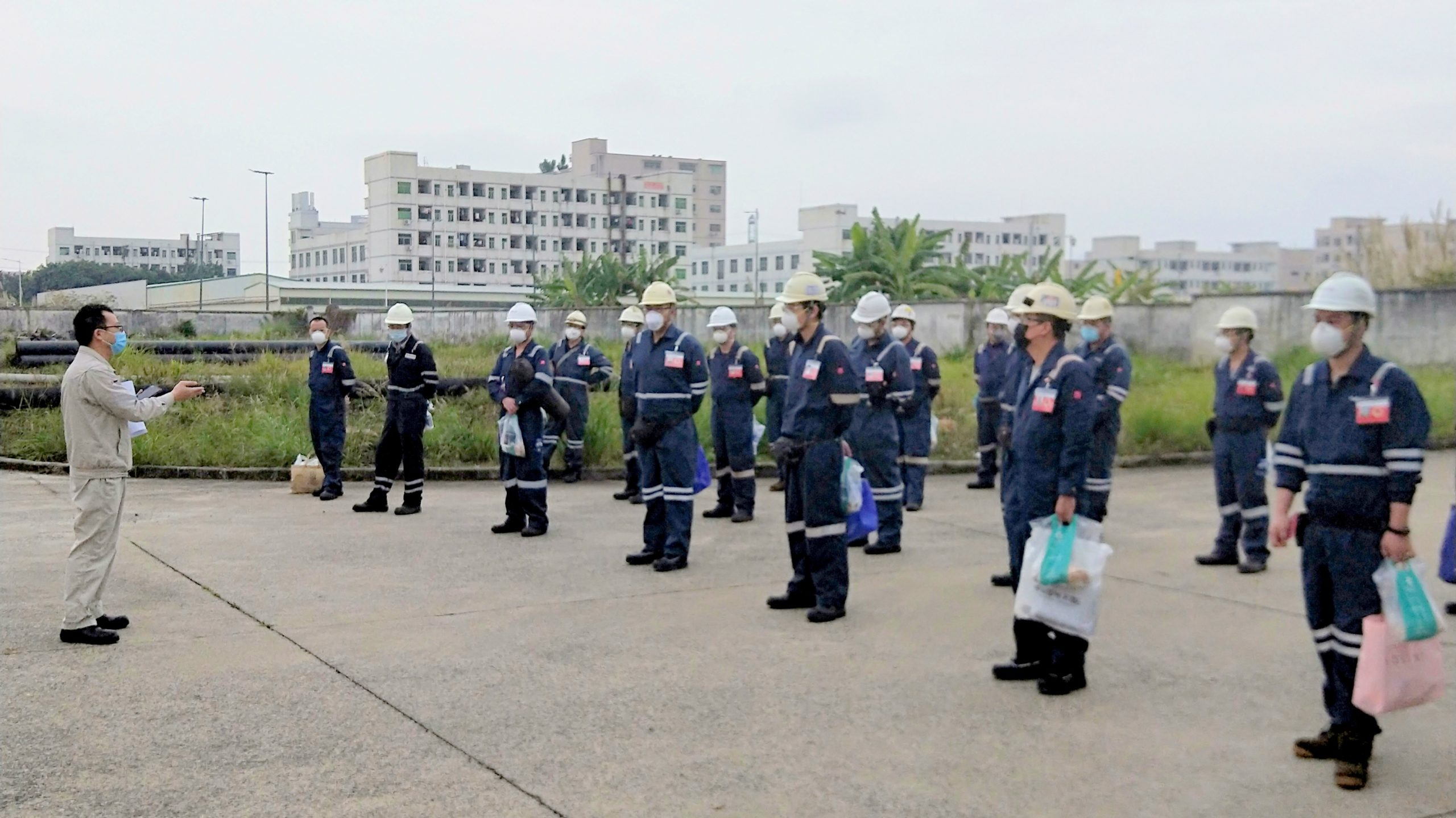 HATS OFF TO THE HEROES OF WUHAN!