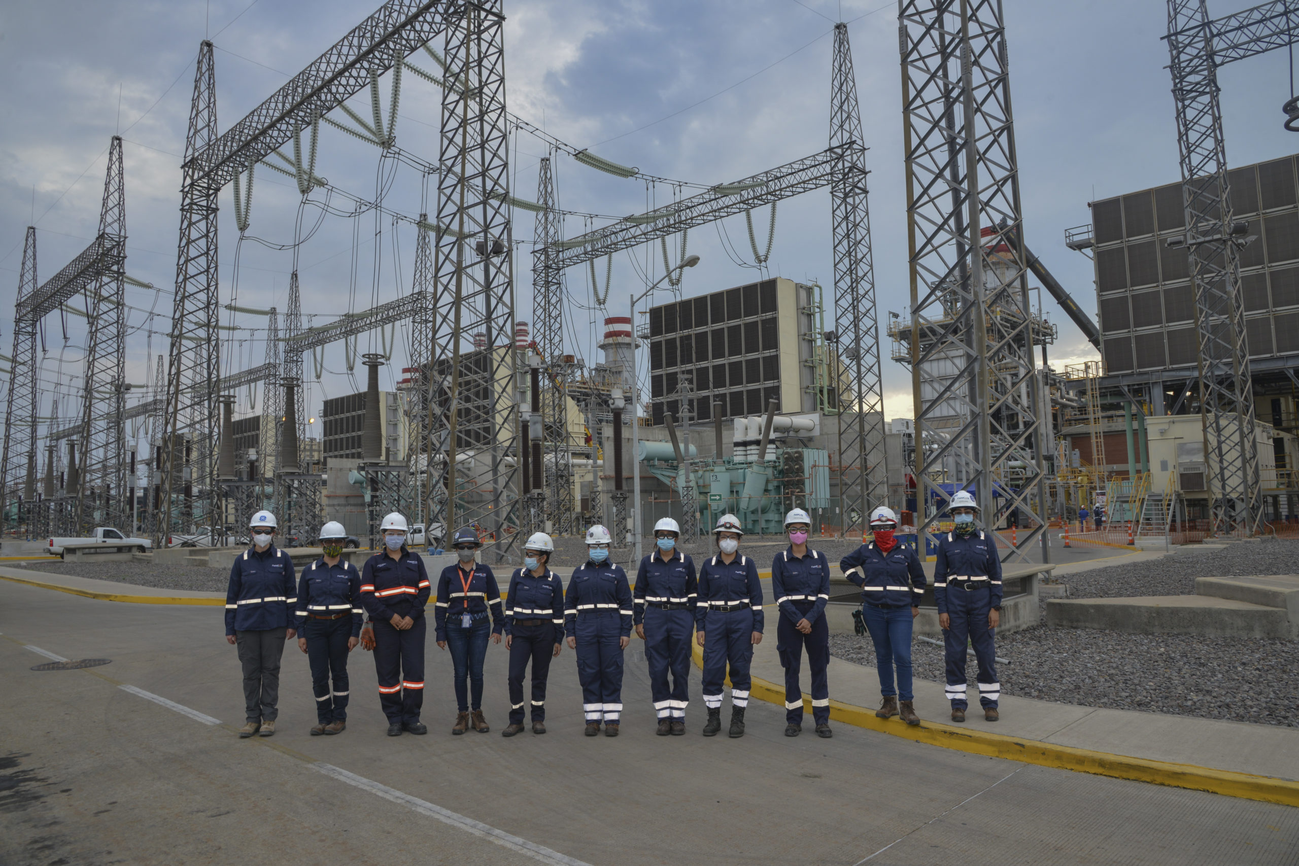 FIELDCORE MAKES HISTORY WITH FIRST EVER ALL FEMALE FIELD ENGINEER CREW IN MEXICO